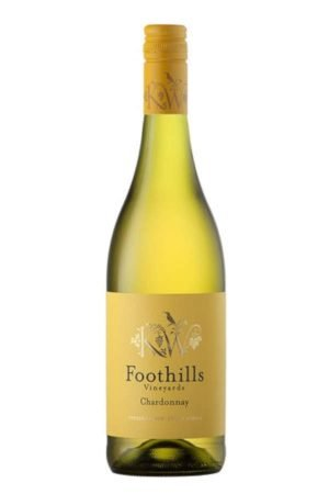 Foothills Vineyards Klein Welmoed Chardonnay
