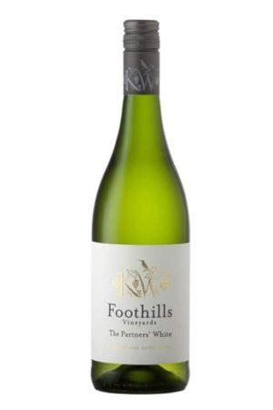 Foothills Vineyards Klein Welmoed The Partners White