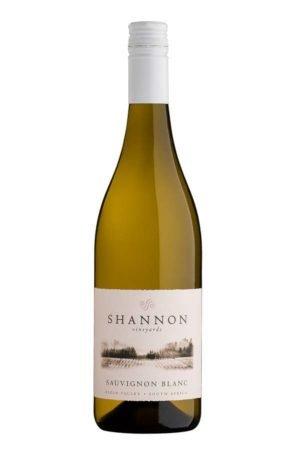 Shannon Vineyards sauvignon blanc
