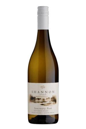 Shannon Vineyards sauvignon blanc Sanctuary Peak